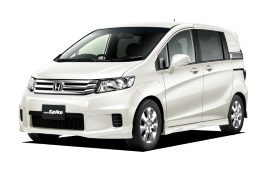 Honda Freed Spike Hatchback