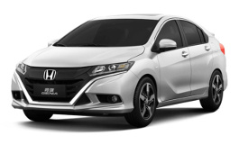 Honda Gienia wheels and tires specs icon