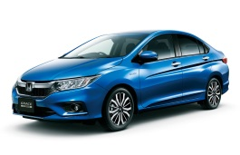 Honda Grace Restyling Седан