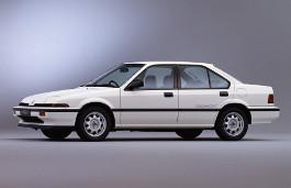 Honda Integra I Saloon