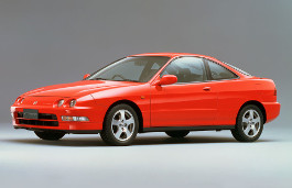 Honda Integra III Coupe
