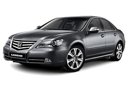 Honda Legend wheels and tires specs icon