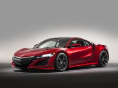 Honda NSX wheels and tires specs icon