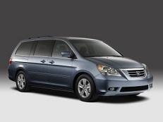 Honda Odyssey RL3/RL4 Facelift MPV