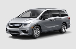 Honda Odyssey wheels and tires specs icon