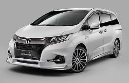 Honda Odyssey RC1/RC2/RC4 Restyling MPV