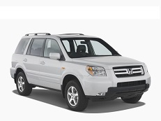 Honda Pilot  Specs of wheel sizes tires PCD Offset and Rims