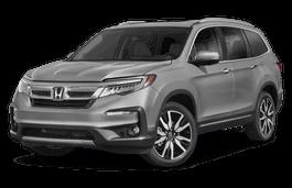 Honda Pilot III Facelift SUV