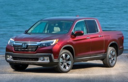 Honda Ridgeline wheels and tires specs icon