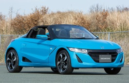 Honda S660 wheels and tires specs icon