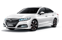 Honda Spirior wheels and tires specs icon
