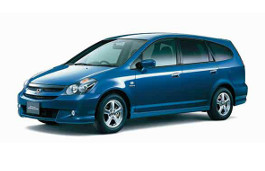 Honda Stream wheels and tires specs icon