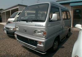 Honda Street MPV