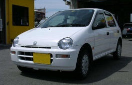 Honda Today II Hatchback