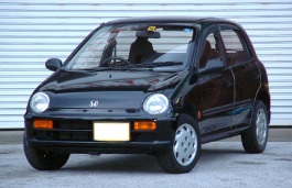 Honda Today II Saloon