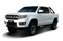 Huanghai N3 Pickup Double Cab