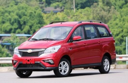 Beiqi Huansu H3 MPV