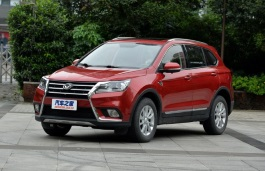 Beiqi Huansu S6 Closed Off-Road Vehicle