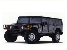 Hummer H1 HMC Closed Off-Road Vehicle