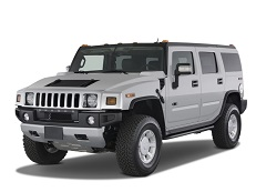 Hummer H2 GMT913 SUV