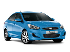 Hyundai Accent wheels and tires specs icon