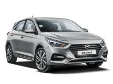 Hyundai Accent HC Hatchback