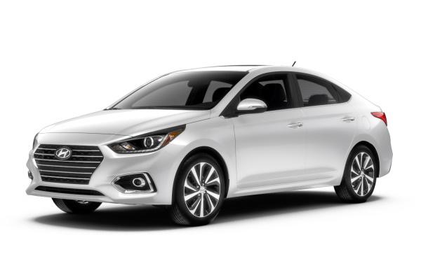 Hyundai Accent HC Saloon