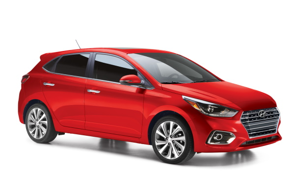 Hyundai Accent HC Hatchback