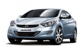 opony do Hyundai Avante IV (MD) [2010 .. 2013] Saloon (MD)