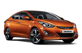 opony do Hyundai Avante IV (MD/JK) Restyling [2013 .. 2015] Saloon (MD)