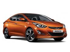 Hyundai Avante MD/JK Facelift Saloon
