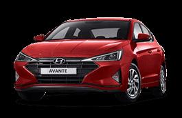 Hyundai Avante V (AD) Restyling (AD) Saloon