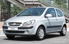 opony do Hyundai Click I Facelift [2005 .. 2011] Hatchback, 3d
