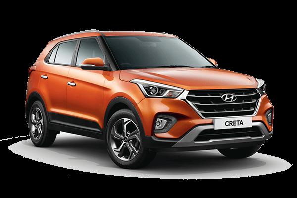 Hyundai Creta GC Facelift Sport Utility