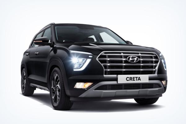 Hyundai Creta SU SUV