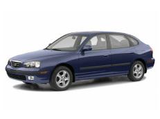 Hyundai Elantra XD Hatchback