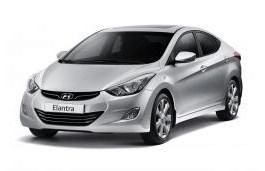 Hyundai Elantra V (MD) Saloon