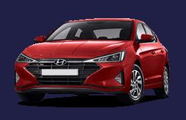 Hyundai Elantra - Specs of wheel sizes, tires, PCD, Offset