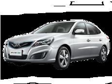 Hyundai Elantra EV Седан