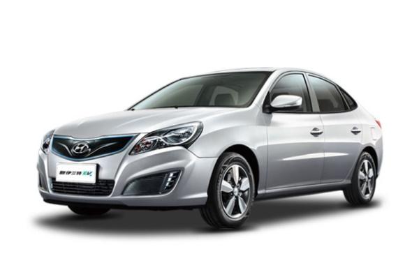 Hyundai Elantra EV Saloon