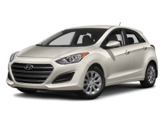 Hyundai Elantra GT wheels and tires specs icon