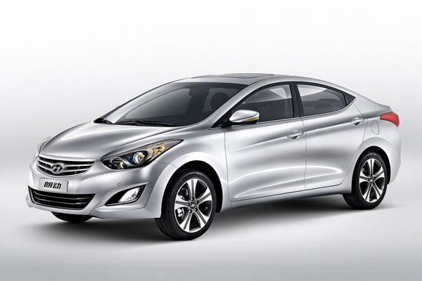 Hyundai Elantra Langdong wheels and tires specs icon