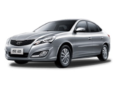 Hyundai Elantra Yuedong wheels and tires specs icon