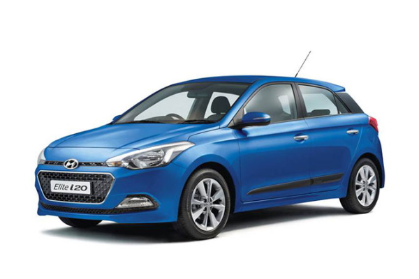 Hyundai Elite i20 wheels and tires specs icon