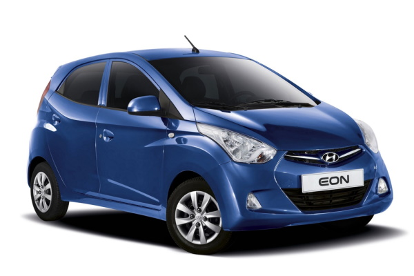 Hyundai Eon wheels and tires specs icon