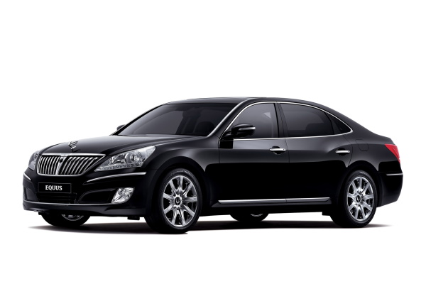 Hyundai Equus wheels and tires specs icon