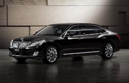 Hyundai Equus VI Special Design