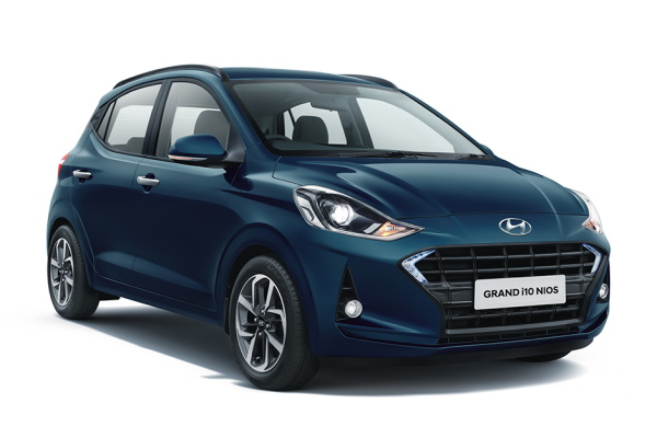 Hyundai Grand i10 Nios wheels and tires specs icon