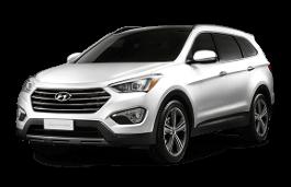 Hyundai Grand Santa Fe DM SUV