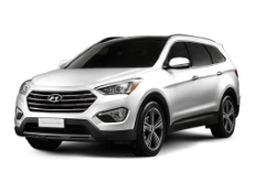 Hyundai Grand Santa Fe wheels and tires specs icon